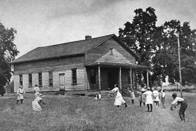 Academy School 1882 image. Click for full size.