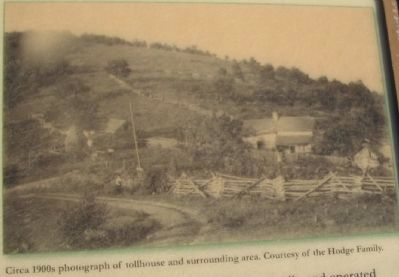 Photo of the Tollhouse image. Click for full size.