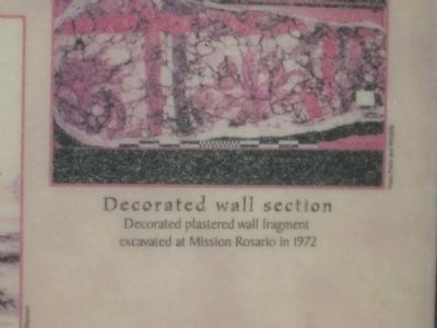 Decorated wall section image. Click for full size.