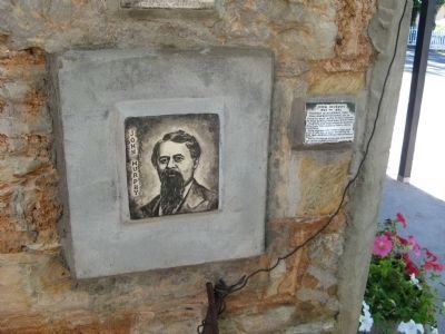 John Murphy Marker and Portrait Tile image. Click for full size.