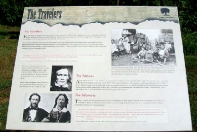 The Travelers Marker image. Click for full size.
