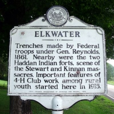 Elkwater Marker image. Click for full size.