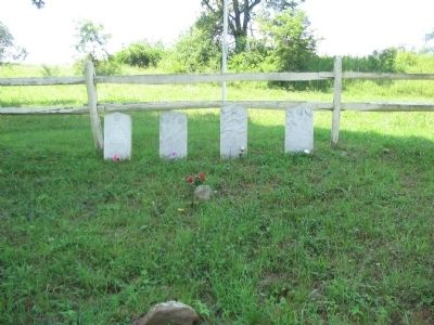 Confederate Graves image. Click for full size.
