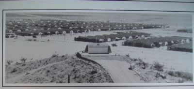 Photo Displayed on the Butte Camp Marker image. Click for full size.