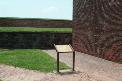 Cistern and Well Marker image. Click for full size.