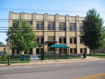 Preston County Courthouse Photo, Click for full size
