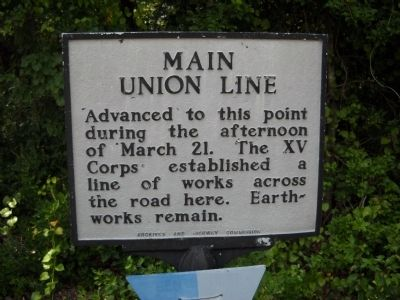 Main Union Line Marker image. Click for full size.