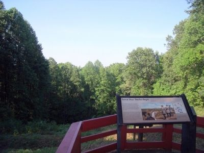 Chickahominy Bluff Overlook image. Click for full size.