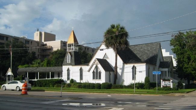 St. Mary's Episcopal Church image. Click for full size.