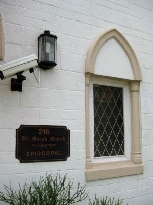 St. Mary's Episcopal - Palmer Hall image. Click for full size.