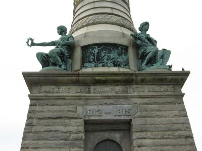 Soldiers and Sailors Monument Photo, Click for full size
