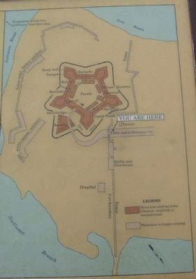Map of Fort Photo, Click for full size