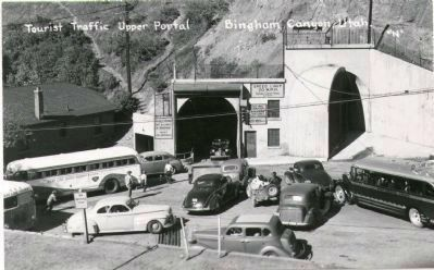 Upper Tunnel Portal in Downtown Copperfield image. Click for full size.