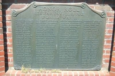 Honor Roll Marker image. Click for full size.