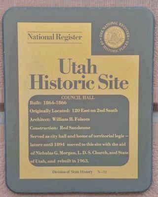 State Historical Marker image. Click for more information.