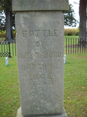 Battle of Averasboro Marker image. Click for full size.