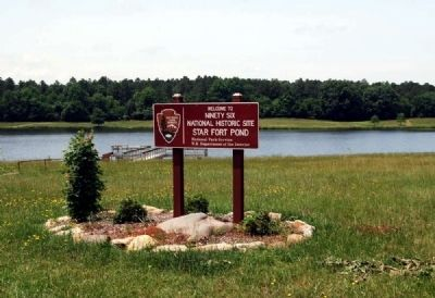 Star Fort Pond image. Click for full size.