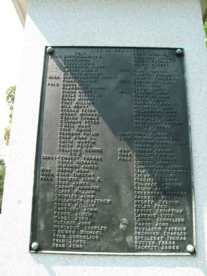 East Plaque image. Click for full size.