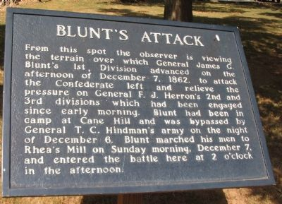 Blunt's Attack Marker image. Click for full size.