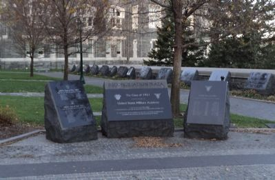 Reconciliation Plaza Markers image. Click for full size.