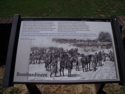Bombardment Marker image. Click for full size.