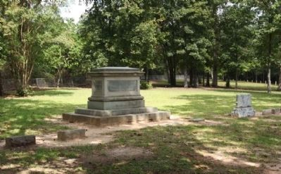 General Thomas Sumter Grave image. Click for full size.