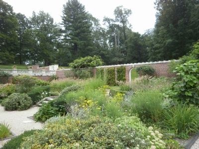 Blithewood's Restored Formal Italian Garden image. Click for full size.