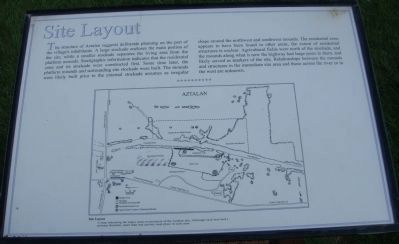Site Layout Marker Photo, Click for full size
