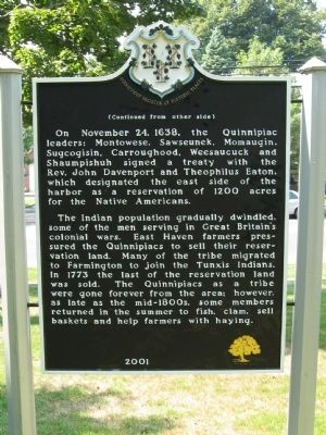 Fort Wooster Park Marker image. Click for full size.