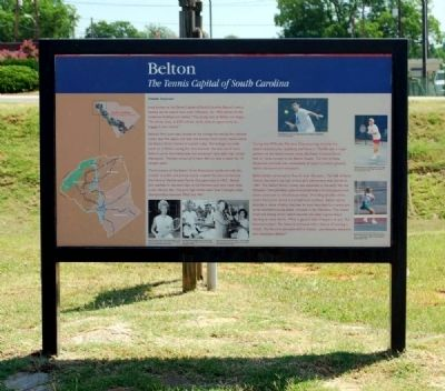 Belton Marker image. Click for full size.