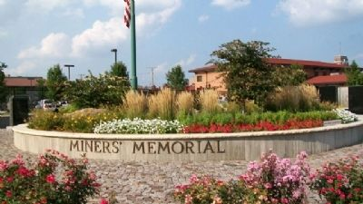 The Miners' Memorial at Immigrant Park image. Click for full size.