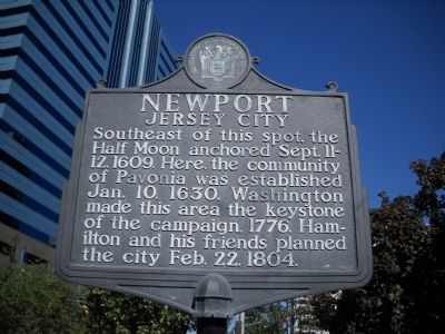 Newport Marker image. Click for full size.