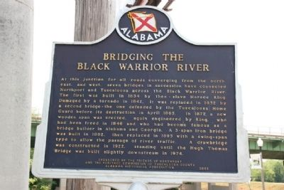 Side B:  Bridging The Black Warrior River image. Click for full size.