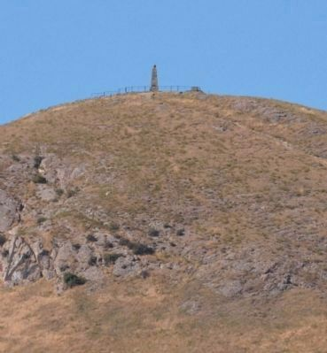Other Ensign Peak Marker Photo, Click for full size