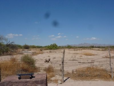 Remnants of La Paz from Hualapai Ancestors Marker image. Click for full size.