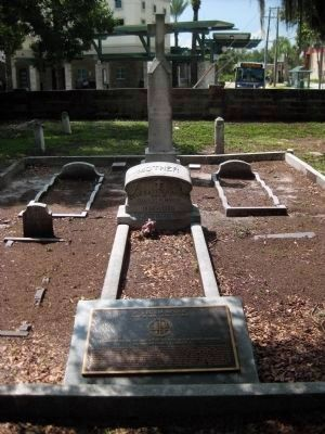 C. Cecilia Morse Grave and Historical Marker Photo, Click for full size