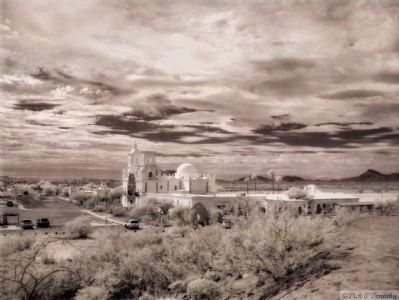 Mission San Xavier del Bac image. Click for more information.