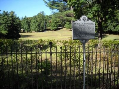 Mount Holly Marker image. Click for full size.