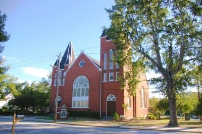 Conyers United Methodist Church image. Click for full size.
