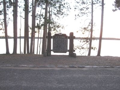 Lac du Flambeau Marker image. Click for full size.