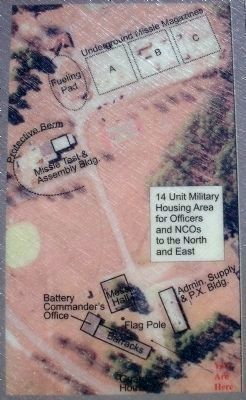 Nike-Ajax missile site N-75L image. Click for full size.