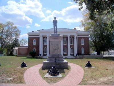 Surry County Confederate Monument image. Click for full size.