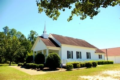 Montpelier United Methodist Church image. Click for full size.