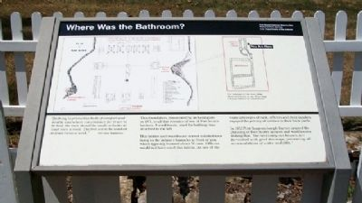 Where Was the Bathroom? Marker image. Click for full size.