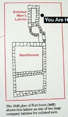Latrine and Washhouse Foundations Drawing image. Click for full size.