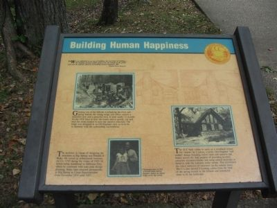 Building Human Happiness Marker image. Click for full size.
