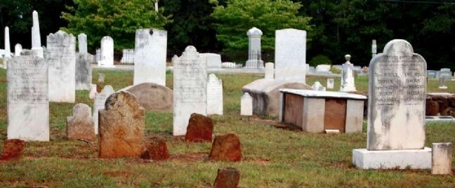 Roberts Presbyterian Church Cemetery Photo, Click for full size