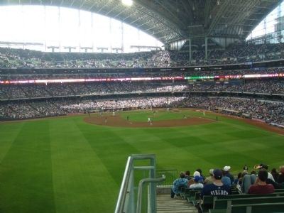Inside Miller Park image. Click for full size.