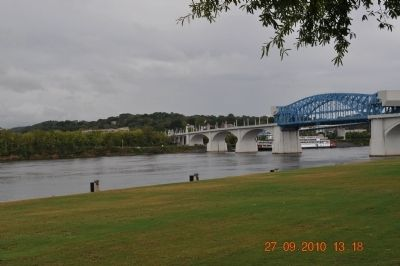 Tennessee River image. Click for full size.