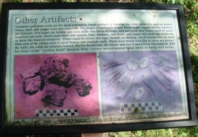 Other Artifacts Marker Photo, Click for full size